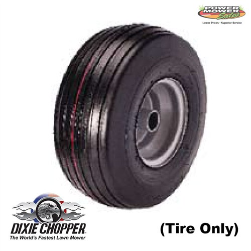 DUP-400070 Dixie Chopper Front Tire Wide 15x6x6