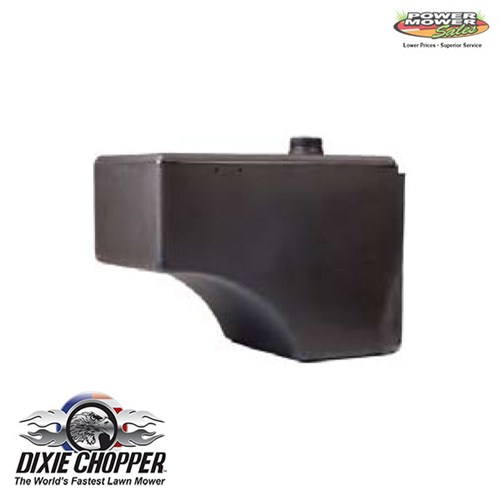 400357 Dixie Chopper Left Gas Tank  (Superseded to DUP-400437)