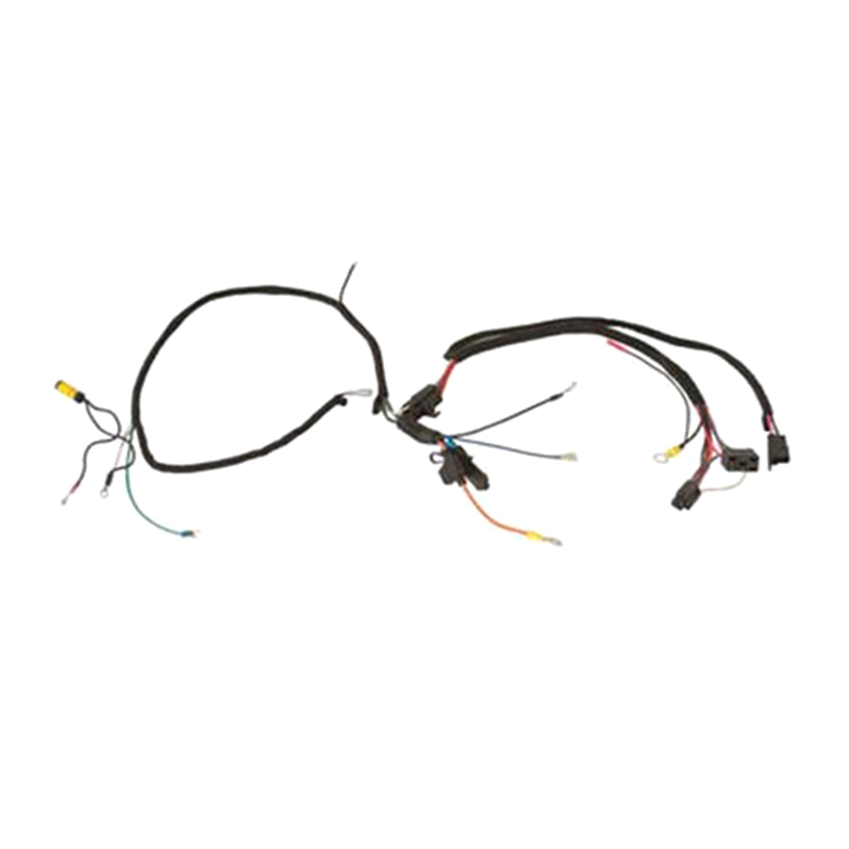 wiring harnesses for dixie chopper lawn mowers