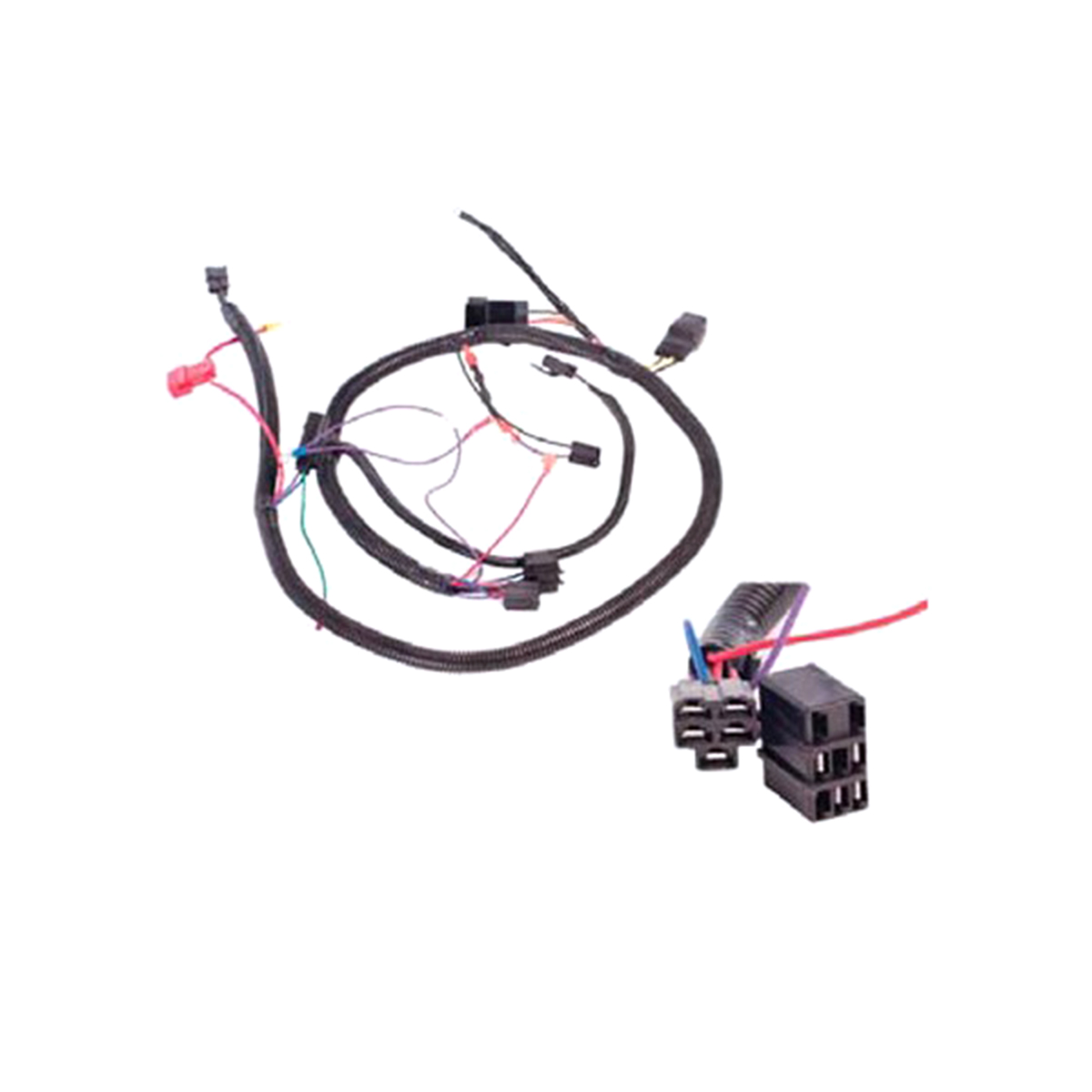 500073 wiring harnesses for dixie chopper lawn mowers chopper wiring harness at crackthecode.co