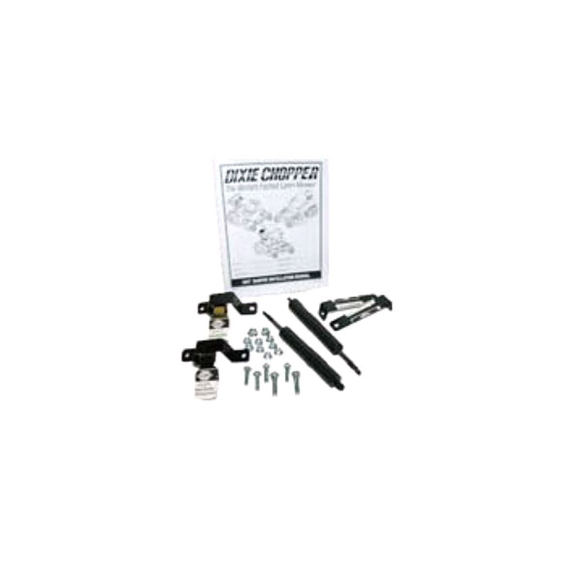 900270 Dixie Chopper Standard Damper Kit