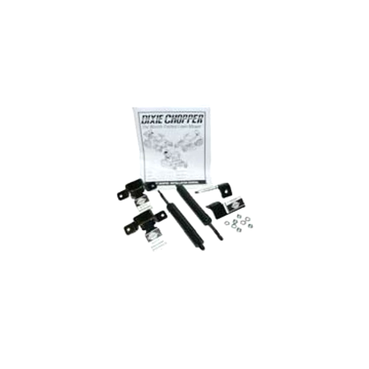 900280 Dixie Chopper Diesel Damper Kit
