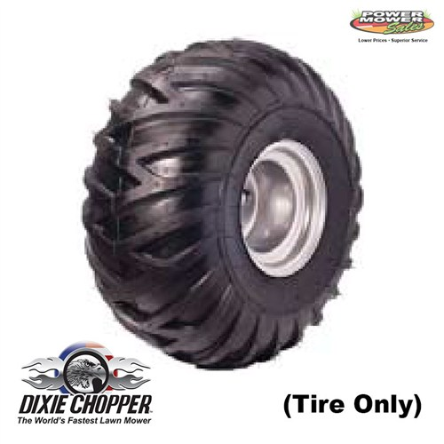 97200 Dixie Chopper Turf Boss III Tire 25x12x9