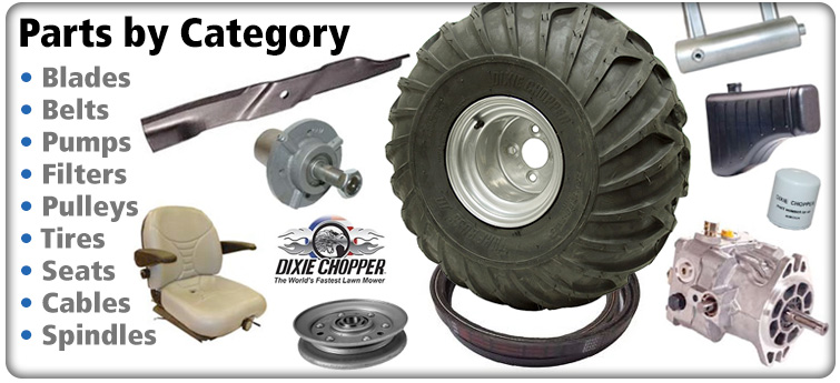 Welcome To Dixie Chopper Parts Distributors Genuine