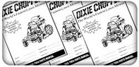 Repair Manuals for Dixie Chopper Mowers