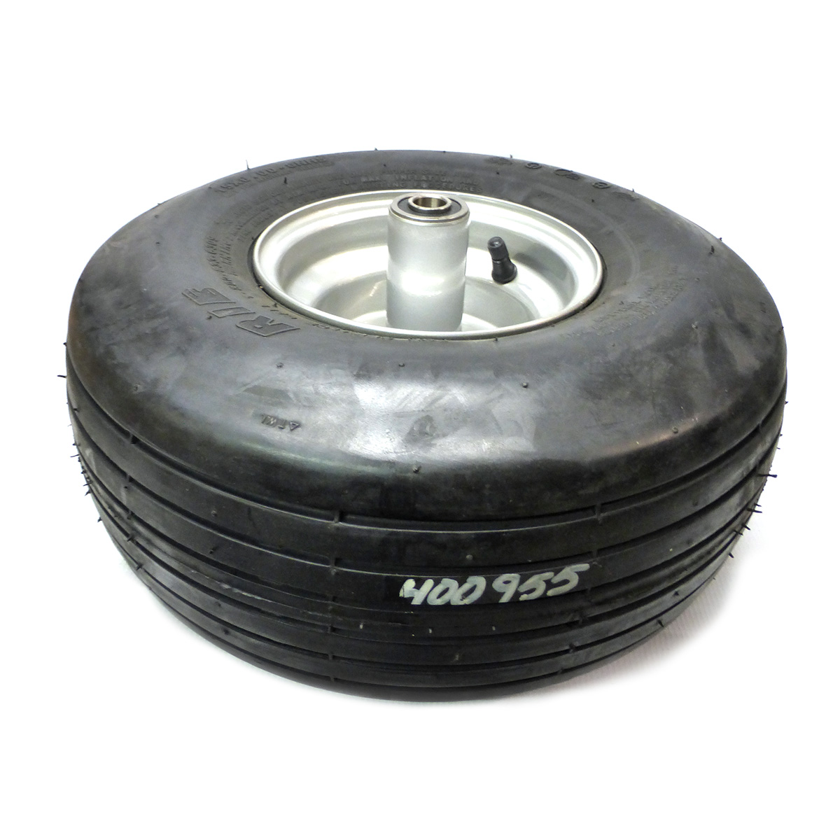 400053 Dixie Chopper Front Wheel Assembly 15x6x6