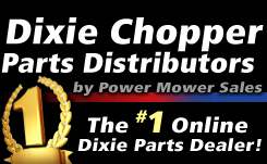 Welcome to Dixie Chopper Parts Distributors - Genuine Dixie