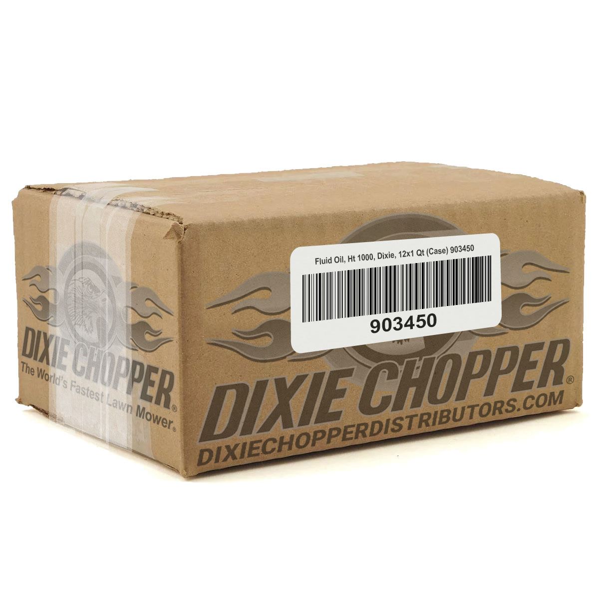 Fluid - Oil, HT-1000, Dixie, 12x1 qt (case)