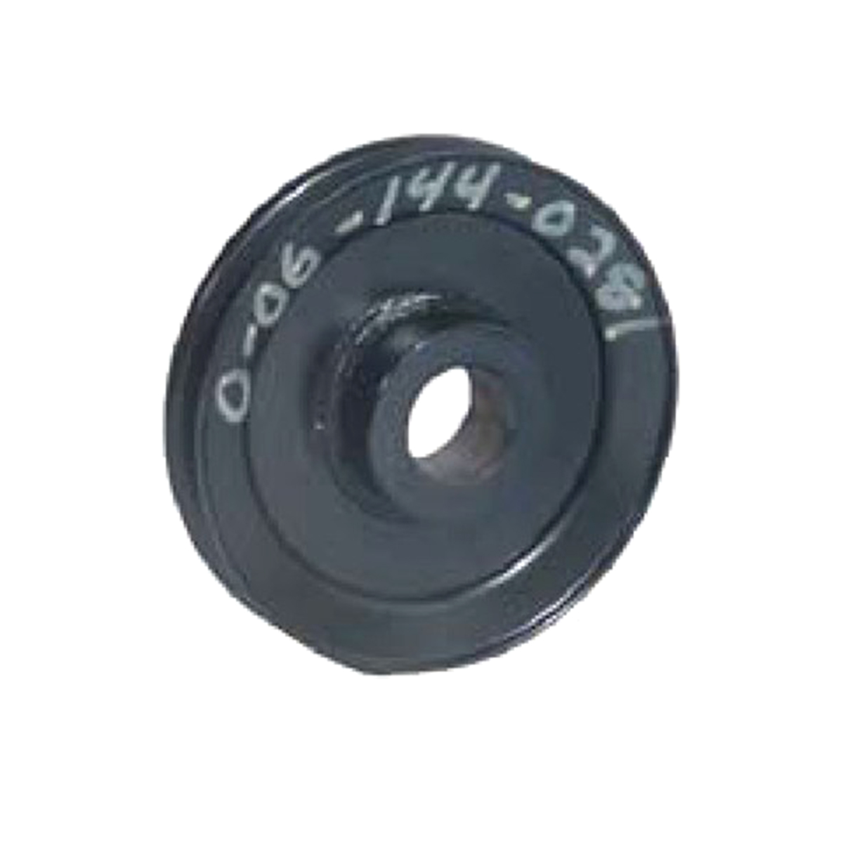 0-06-144-0281 Dixie Chopper Deck Pulley f/ Adapter Kit 4.5