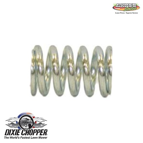 100107 Dixie Chopper Lower Front Fork Suspension Spring