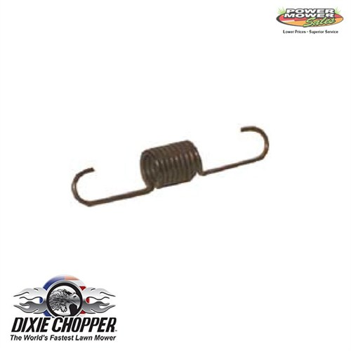 10221 Dixie Chopper Short Foot Spring