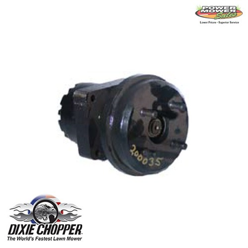 200035 Dixie Chopper Left Wheel Motor (LT Models)