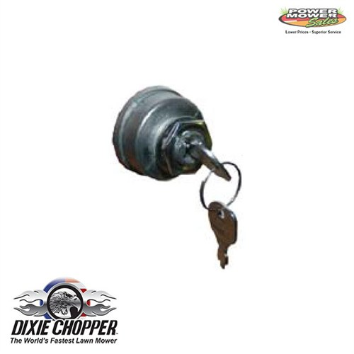 20287 Dixie Chopper Standard Ignition Key