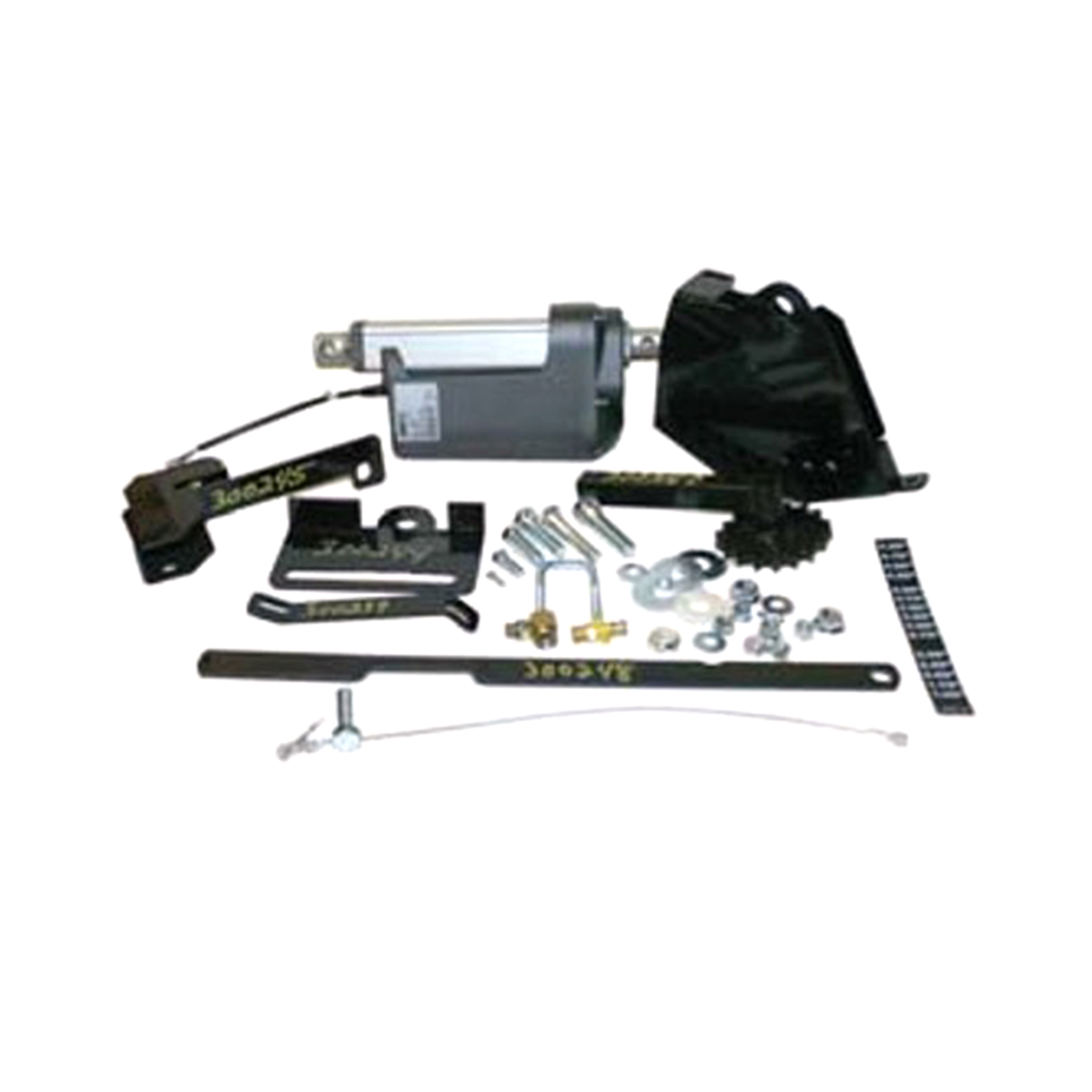 300336 Dixie Chopper Electric Deck Lift Kit