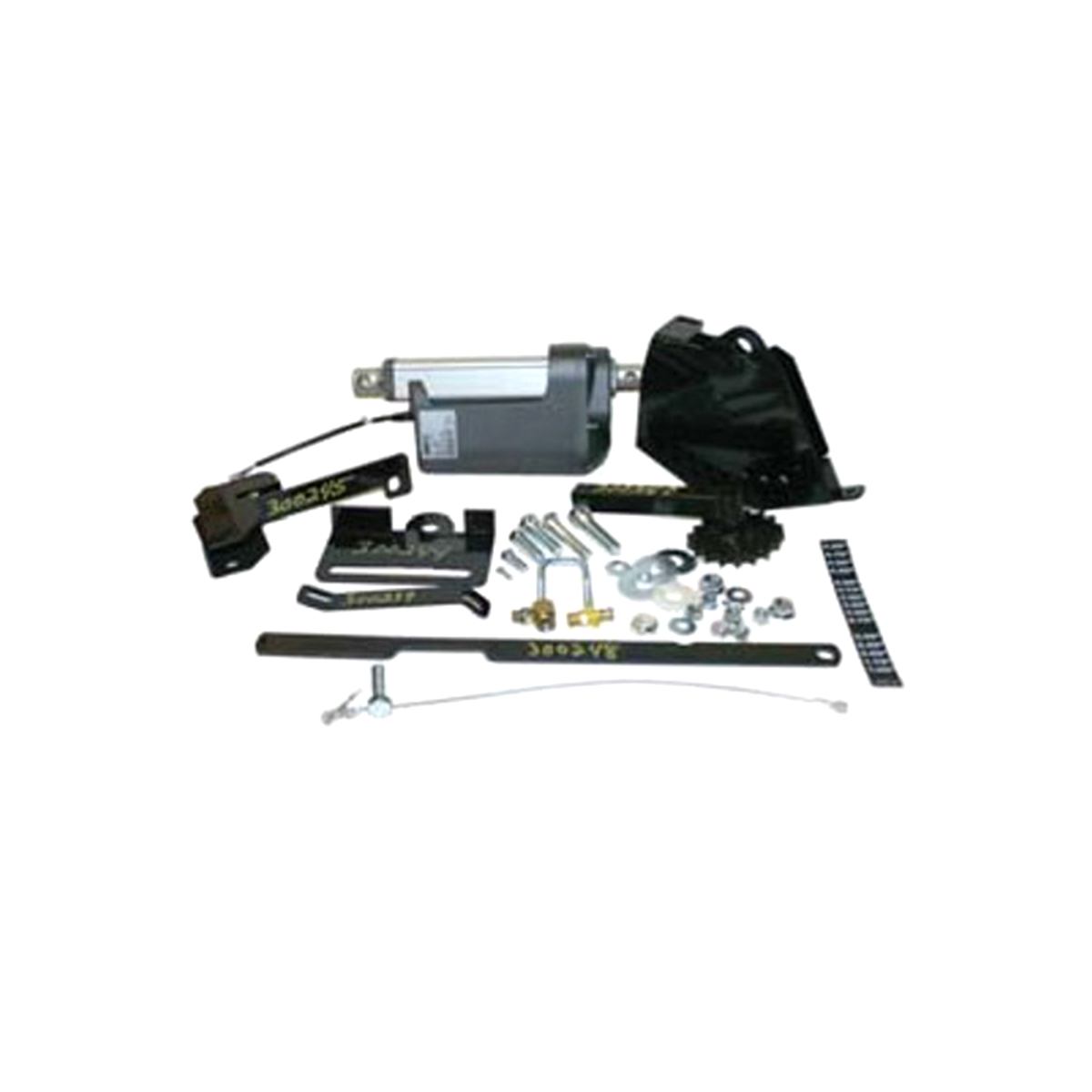 300407 Dixie Chopper Silver Eagle Electric Deck Lift Kit