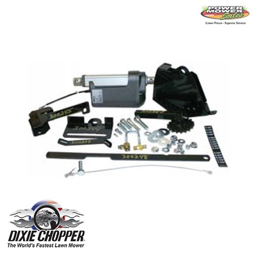 300419 Dixie Chopper Electric Deck Lift Kit Diesel 72
