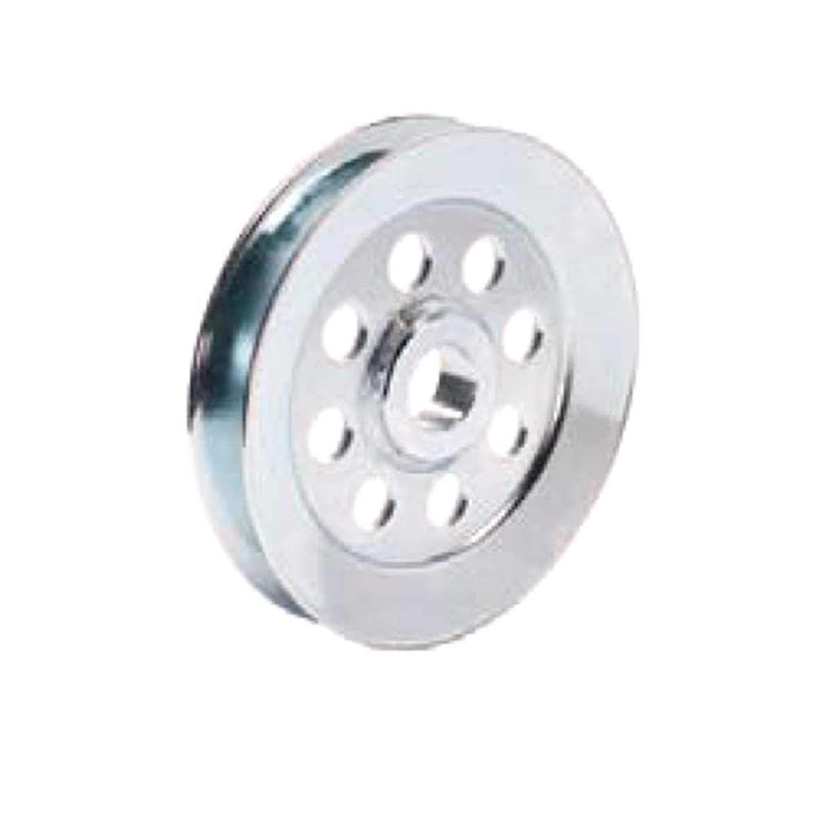 300501 Dixie Chopper Steel Split Pulley 5.5