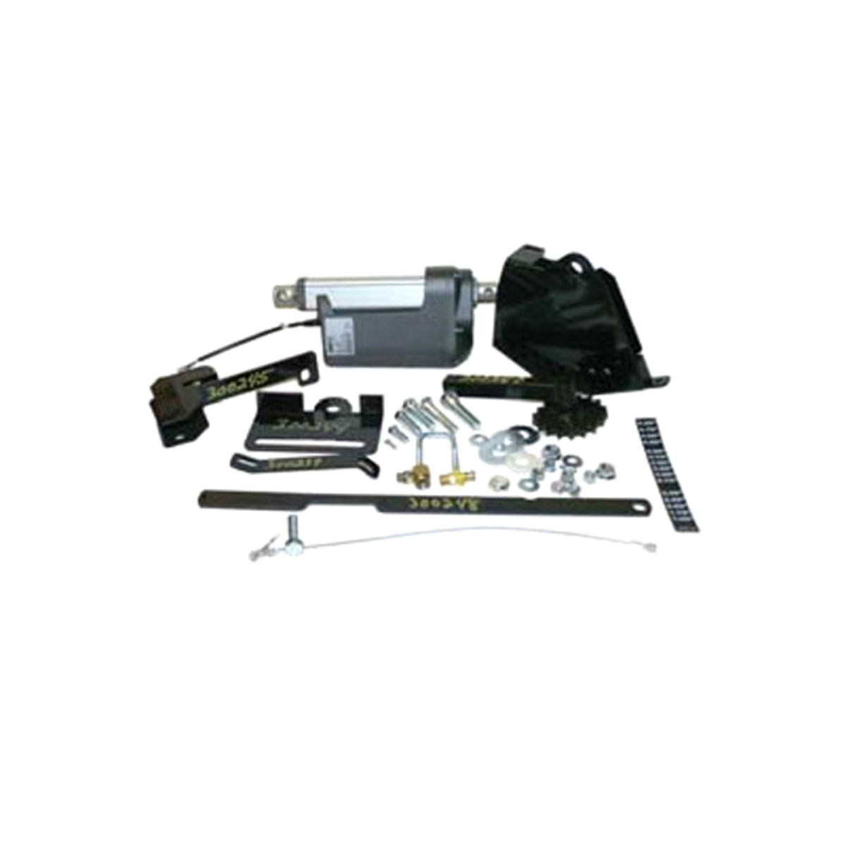 300552 Dixie Chopper Electric Deck Lift Kit