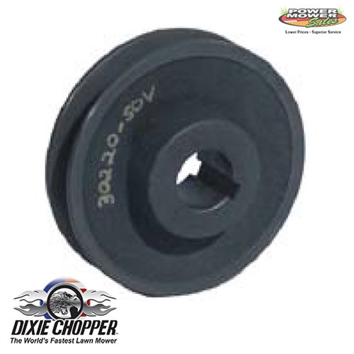 30220-50V Dixie Chopper Deck Pulley 4.5
