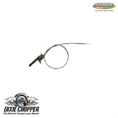 throttle cables for dixie chopper lawn mowers