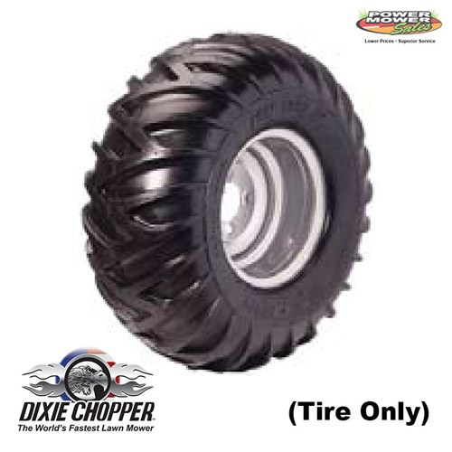 400153 Dixie Chopper Silver Eagle Tire 24x11x10