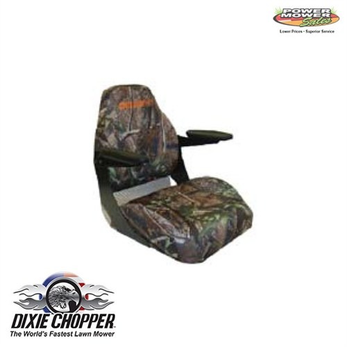 400215 Dixie Chopper Seat Armrest on
