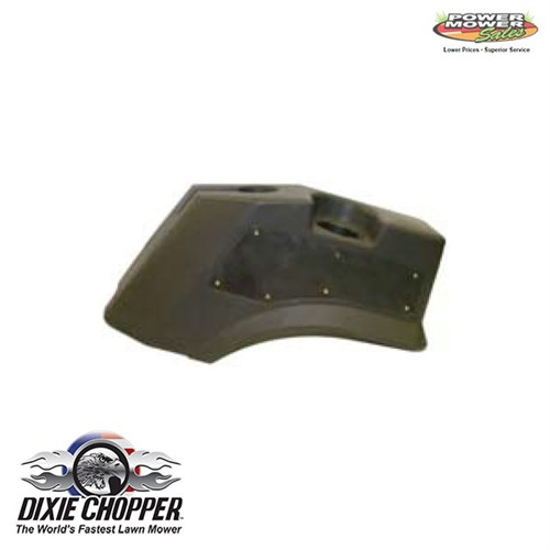 400311 Dixie Chopper Left Storage Tank