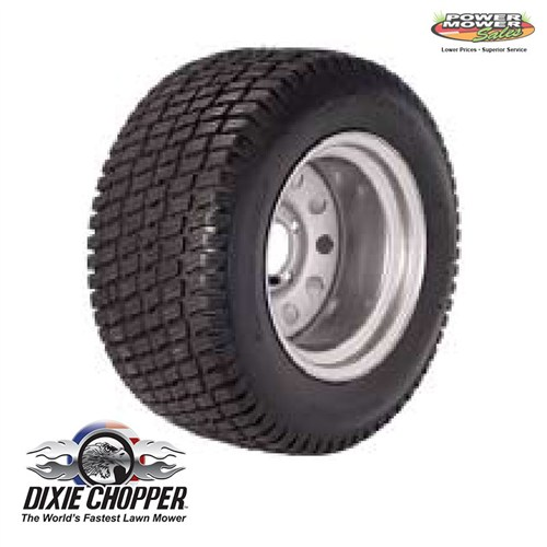400371 Dixie Chopper Turf Master Wheel Assembly 22x10.5x12