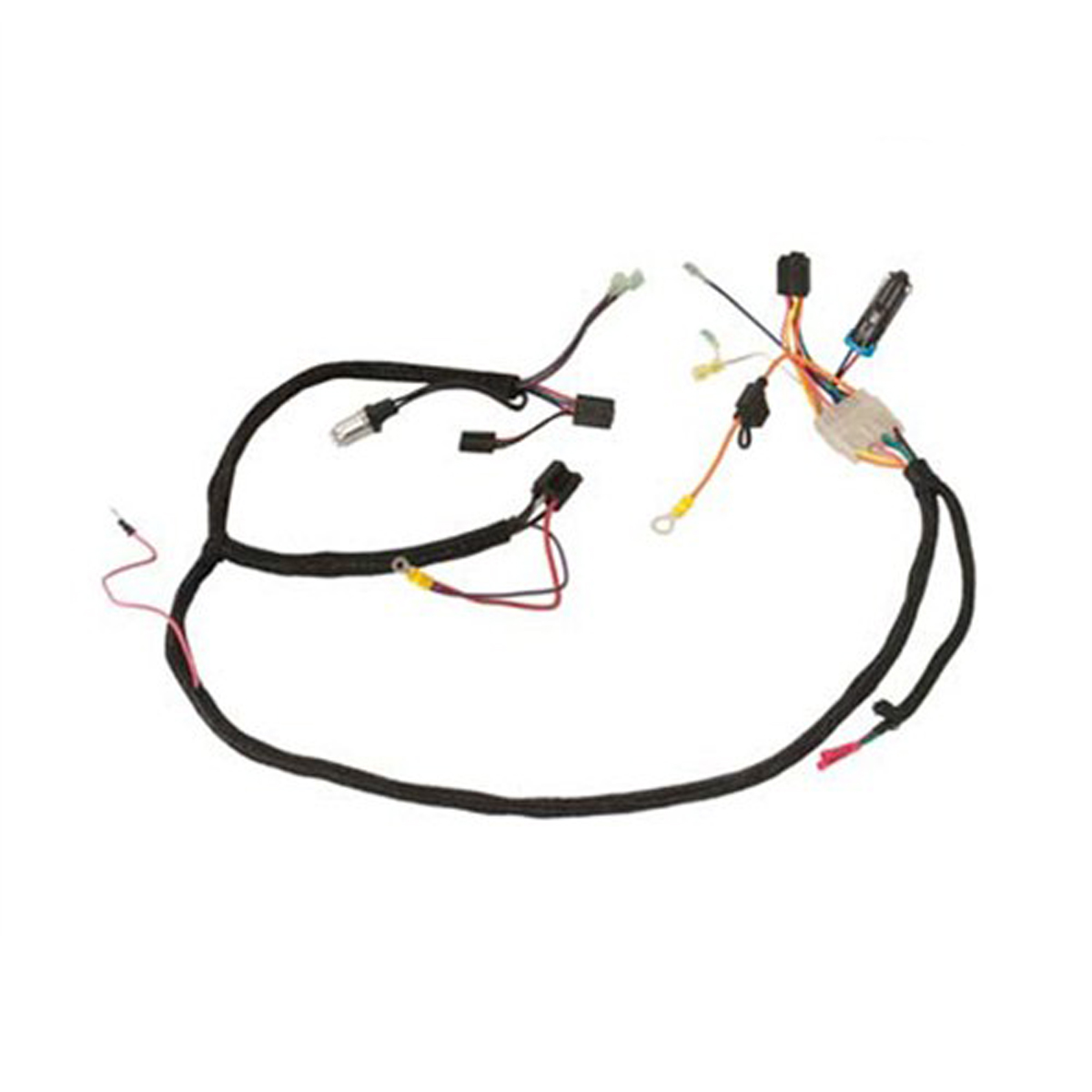 500002 wiring harnesses for dixie chopper lawn mowers