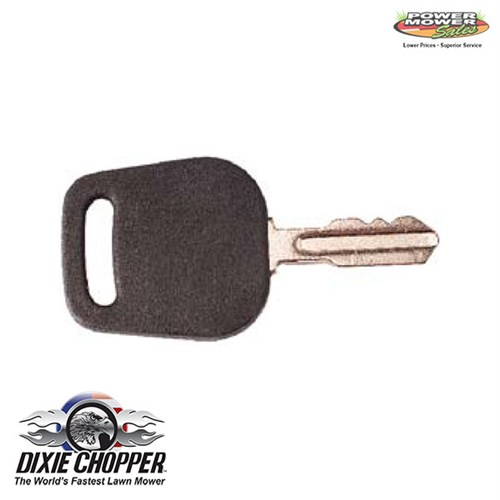 500018 Dixie Chopper Ignition Key