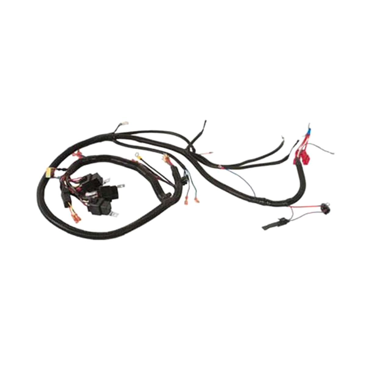500089 Dixie Chopper Yanmar Diesel Wiring Harness