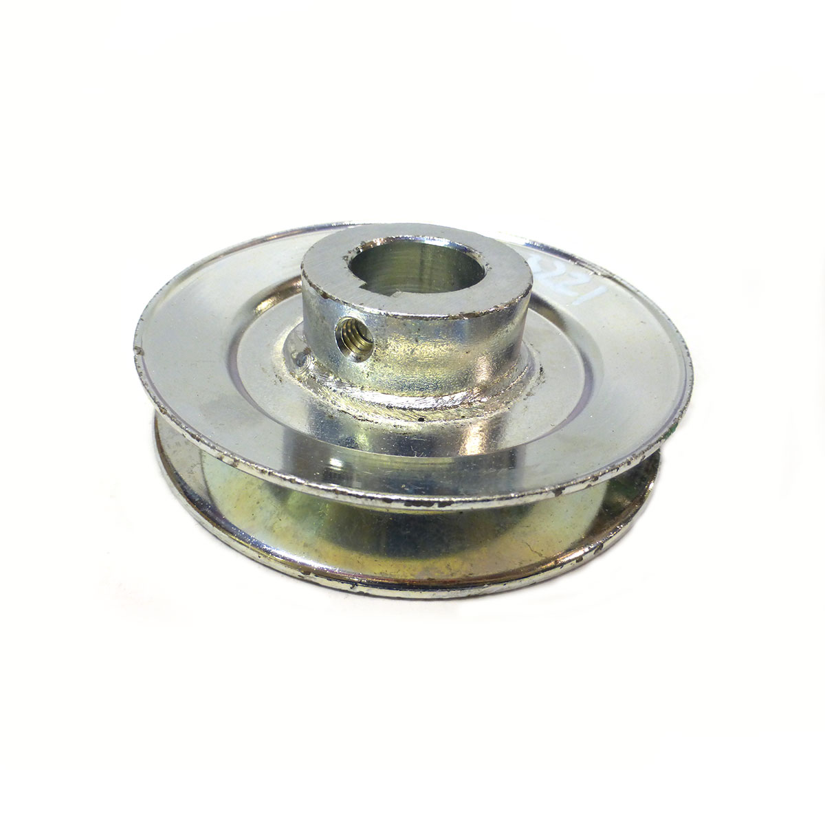 63221 Dixie Chopper Single-Groove Pulley 4.25