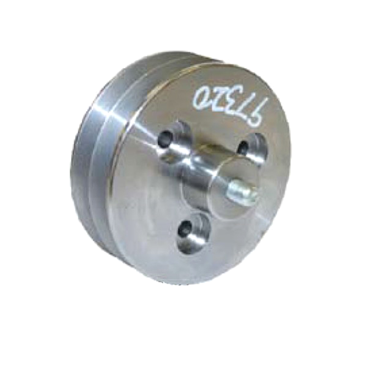 97320 Dixie Chopper 2-Groove, 3-Hole Pulley Diesel