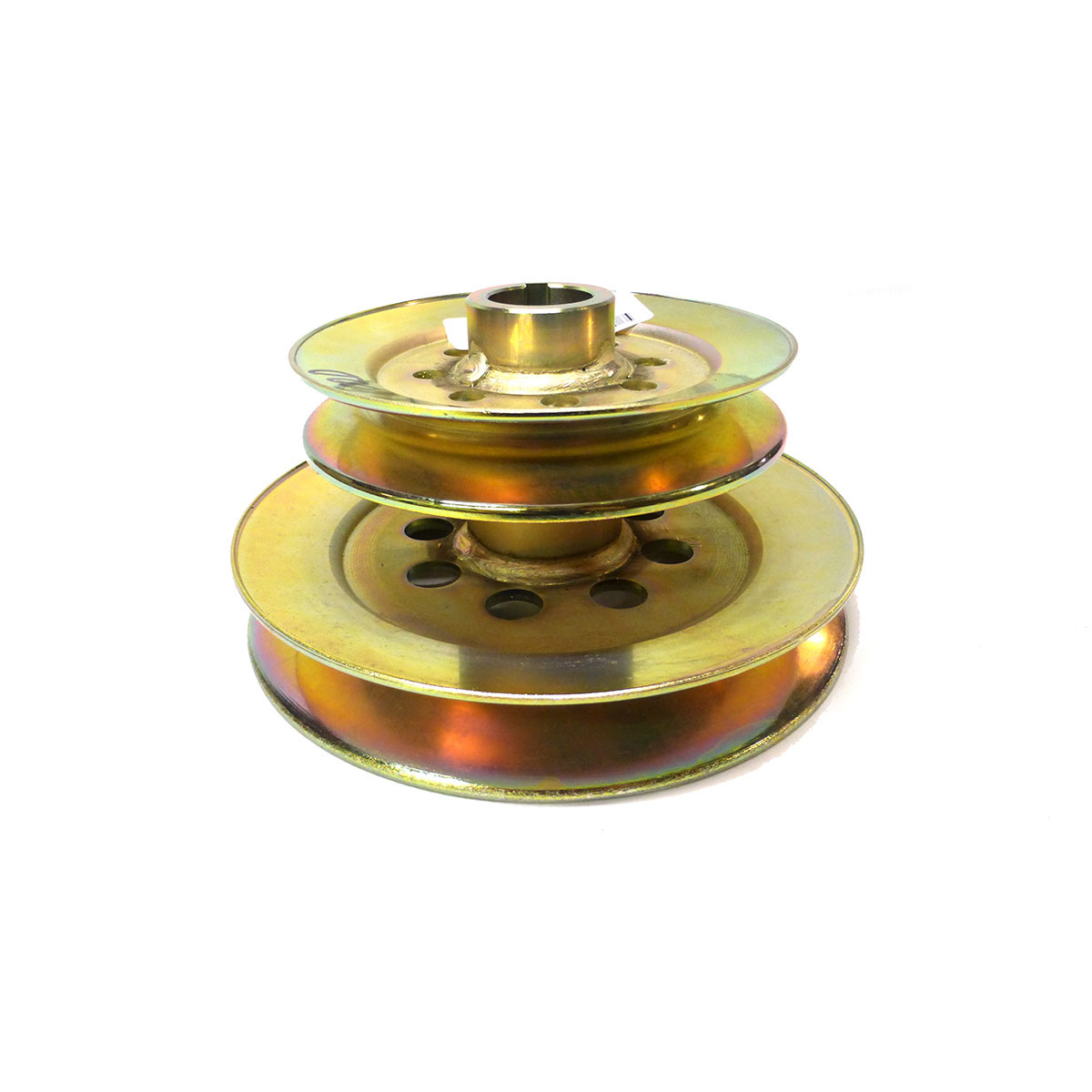 9907500X600D Dixie Chopper Split Pulley 5