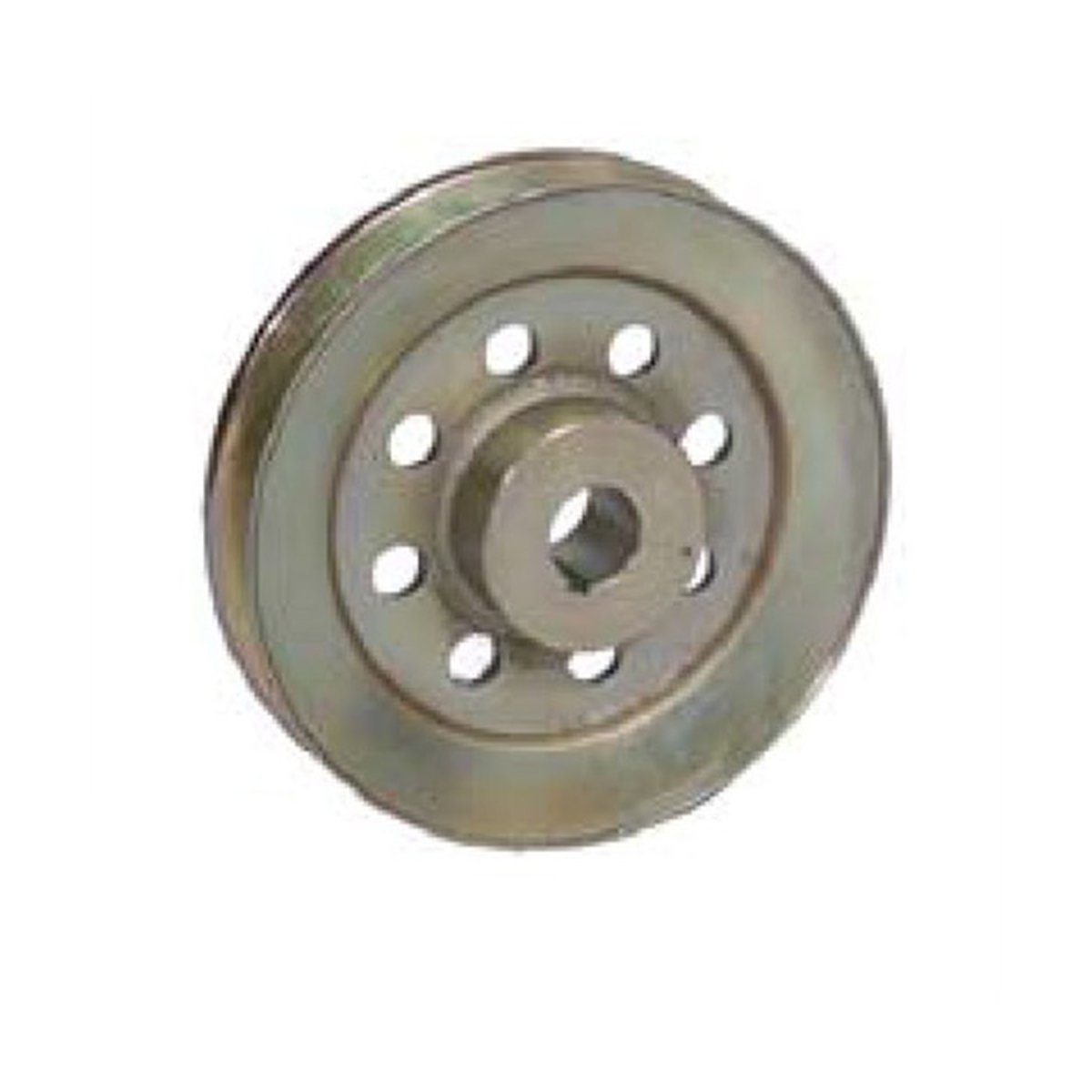 9907500X750S Dixie Chopper Split Pulley 5