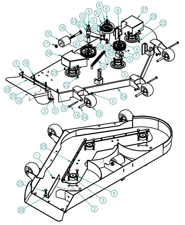 dixie chopper diagram bookmark about wiring diagram • dixie chopper 2014 zee 2 hp mower deck 48 inch parts rh dixiechopperpartsdistributors com dixie chopper