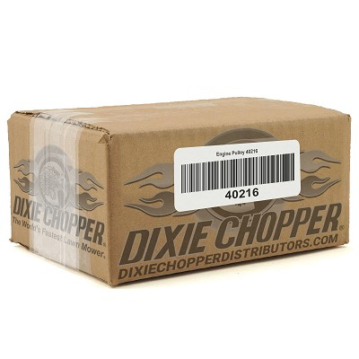 40216 Dixie Chopper Engine Pulley