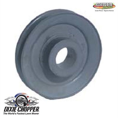 0-06-144-0279 Dixie Chopper Deck Pulley 4""