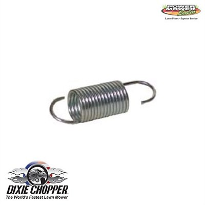 100151 Dixie Chopper Foot Pedal Spring