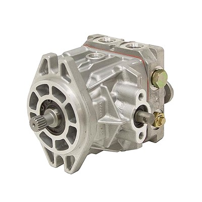 Dixie Chopper Genuine Part 200079 Hydro pump. White Left TDS 10 Series