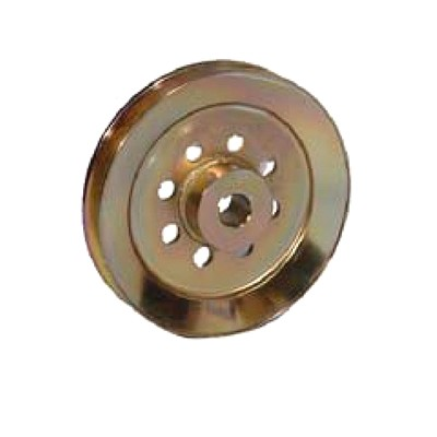 "200083 Dixie Chopper Pulley 5.75"" Trans. Deep Groove"