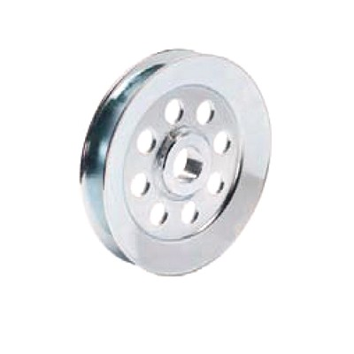 "300501 Dixie Chopper Steel Split Pulley 5.5""x1"""