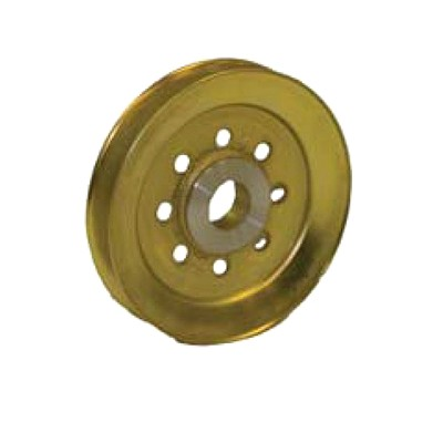 300511 Dixie Chopper Center Top Pulley 5.25""