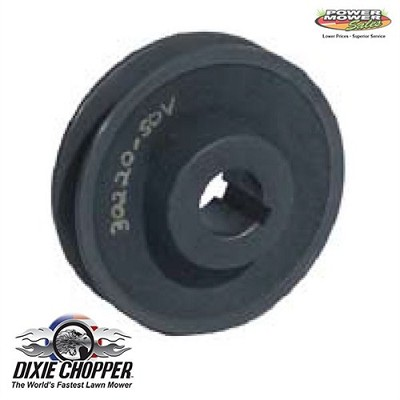 30220-50V Dixie Chopper Deck Pulley 4.5""