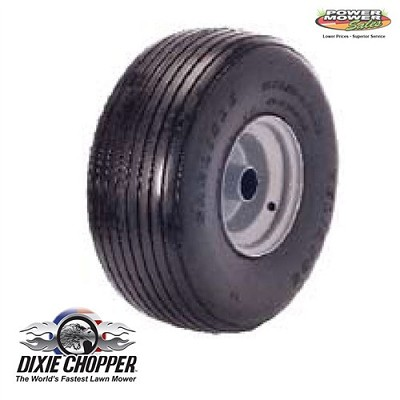 400129 Dixie Chopper Run-Flat Wheel Assembly 15x6x6