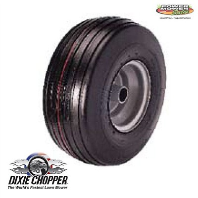 400130 Dixie Chopper Run-Flat Wheel Assembly 13x6.5x6