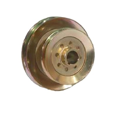 "600033 Dixie Chopper Pulley 5"" x 6"" x 1.25"""