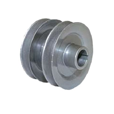 "64216 Dixie Chopper 2-Groove Eng. Pulley 4"" OD"