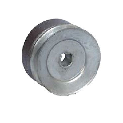 65265 Dixie Chopper Pulley w/ Brake Drum Parking