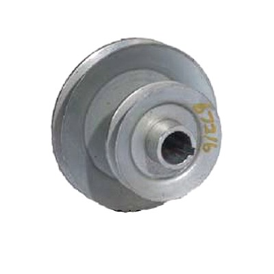 "67216 Dixie Chopper Engine Pulley 1.125""x4""x6"""